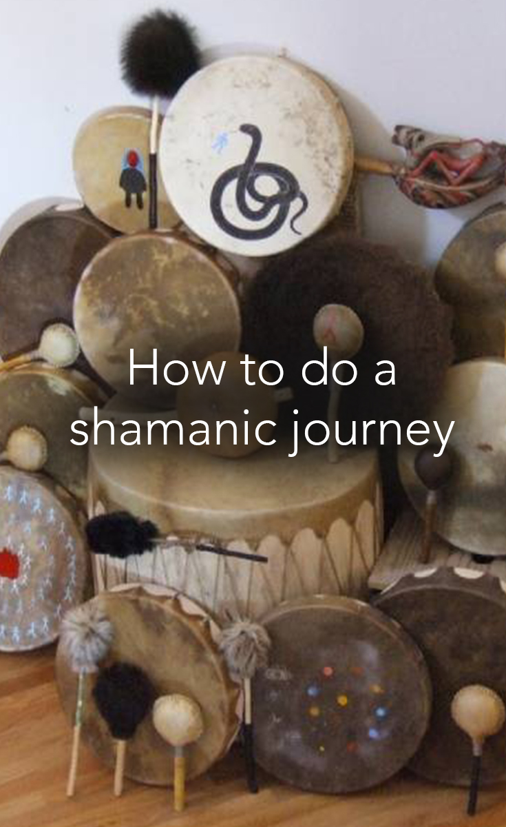 How to do shamanic journey