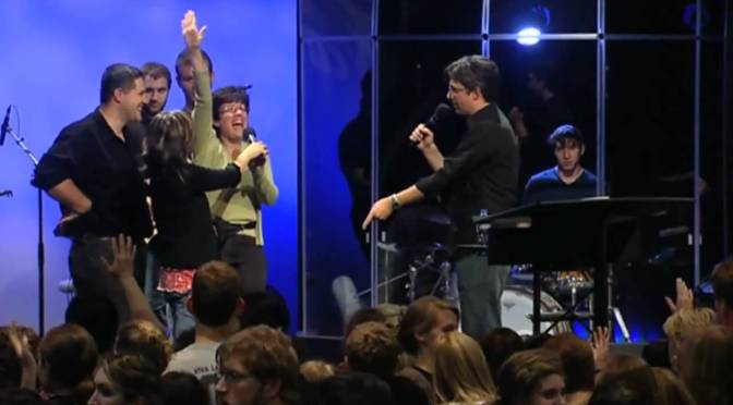 Stories of Supernatural Healing and Restoration from the IHOPU Student Awakening