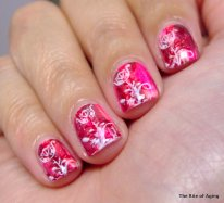 31DC2014 - Flowers & Delicate Print | The Rite of Aging