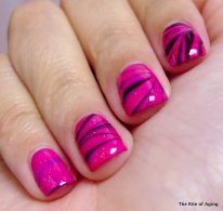 31DC2014 - Water Marble | The Rite of Aging