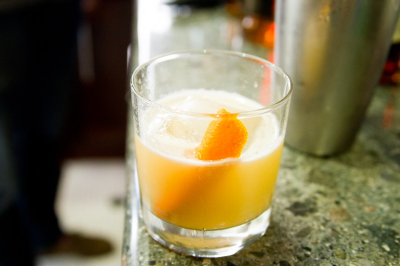 The Alabama Cocktail