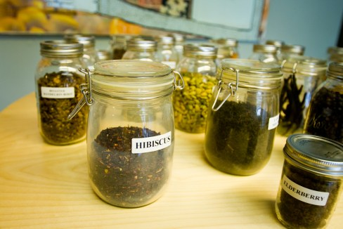 Greenbar Craft Distillery -- Hibiscus and Other Ingredients to Infuse