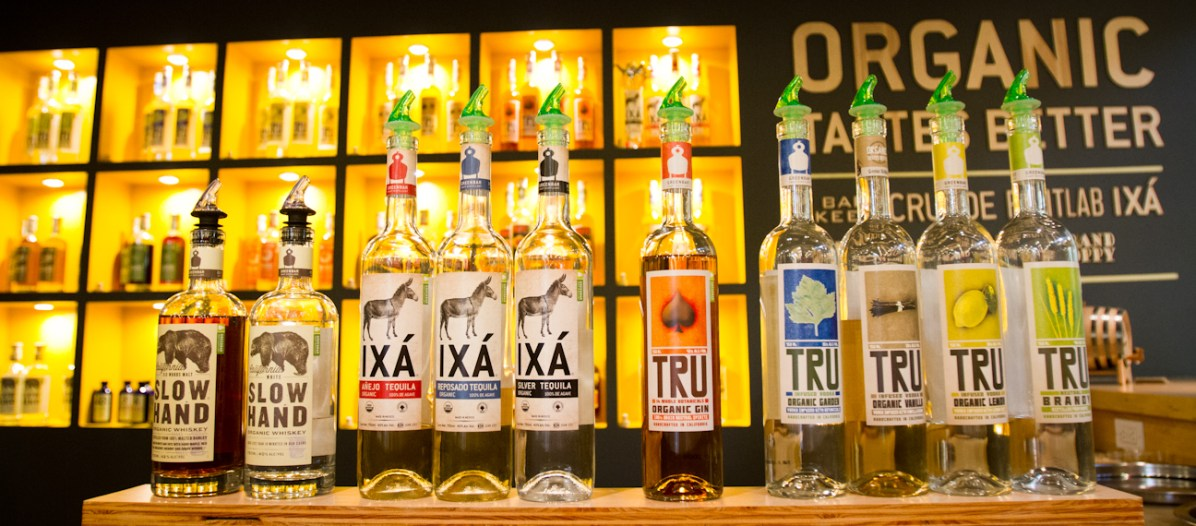Greenbar Craft Distillery -- Slow Hand Whiskeys, Ixá Tequilas, Tru Organic Gin, and Tru Organic Vodkas