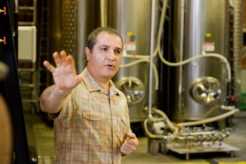 Greenbar Craft Distillery -- Melkon Khosrovian Discusses the Distilling Process