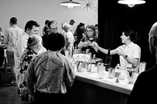 Gin Class -- Bar & Garden, Melaney Schmidt