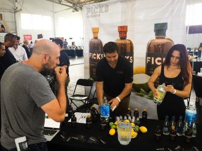 San Francisco Craft Spirits Carnival -- Ficks Cocktail Fortifier