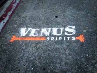 San Francisco Craft Spirits Carnival -- Venus Spirits