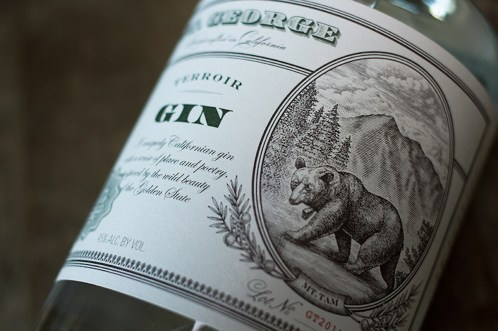 San Francisco Craft Spirits Carnival -- St. George Spirit's Terroir Gin