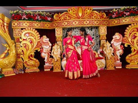 மணமேடையில் தமிழ் பெண்களின் அசத்தலான ஆட்டம் – வைரல் வீடியோ