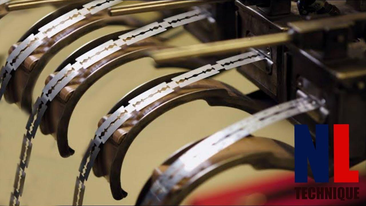 நாம் அன்றாடம் பயன்படுத்த்தும் BLADE தயாரிக்கும் முறை