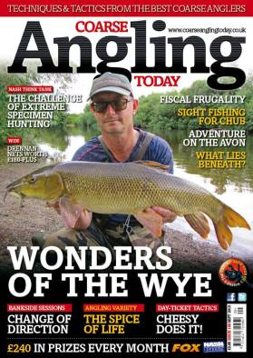 September's Coarse Angling Today Magazine