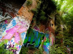 Graffiti in London 1