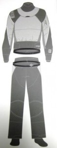 Idol drysuit, kokatat drysuitl, two piece drysuit