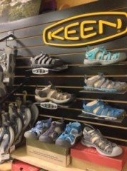 shoes, footwear, keen, the river store