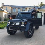 The G Wagon Unleashed