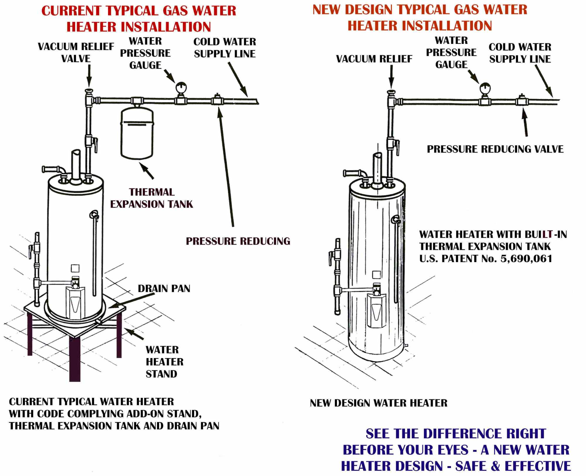 hight resolution of typical water heater wiring diagram