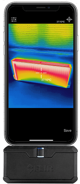 Thermal Imaging camera and software