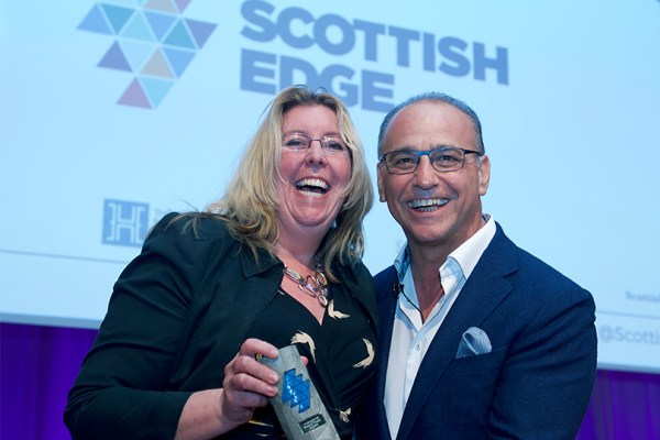 Scottish Edge Winner