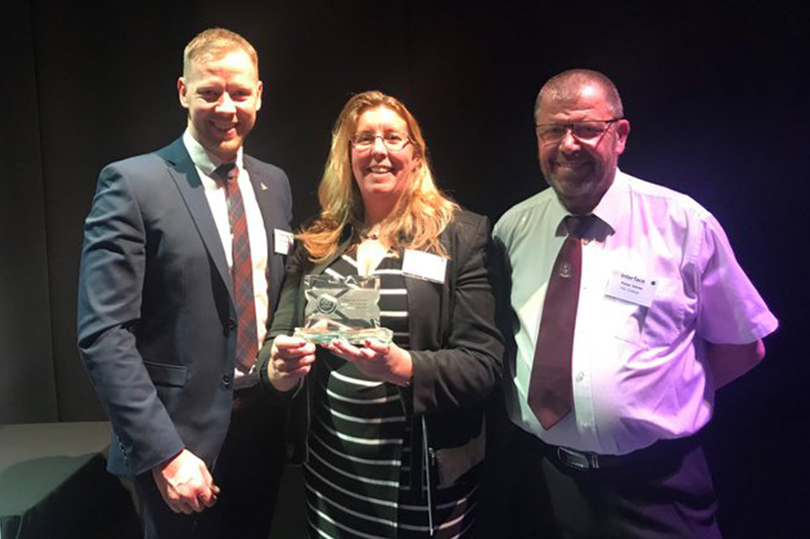 ThermaFY Win Highly Commended Innovation Award