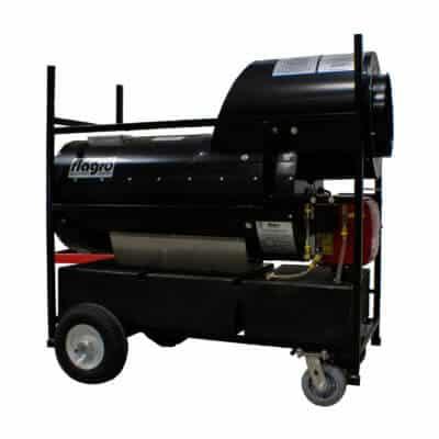 Heat Drying Equipment for Water Damage Restoration