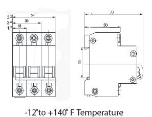 Circuit Breakers Miniature @ Thermalinc.com