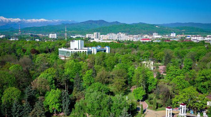 Курорт Долинск, Т=80°С, Кабардино-Балкария