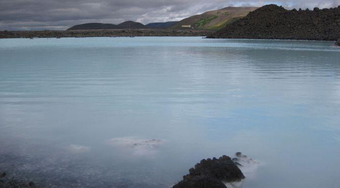 Blue Lagoon T= 38°C, Iceland