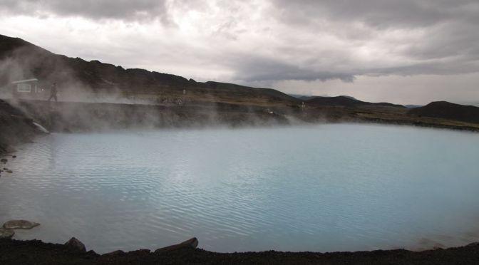 Myvatn Nature Bath, T=36-40°C, Iceland