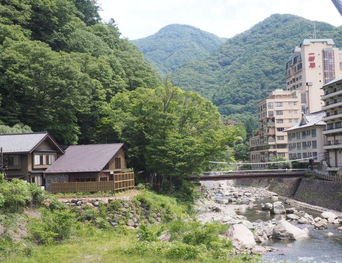 Kawaji Onsen, Japan
