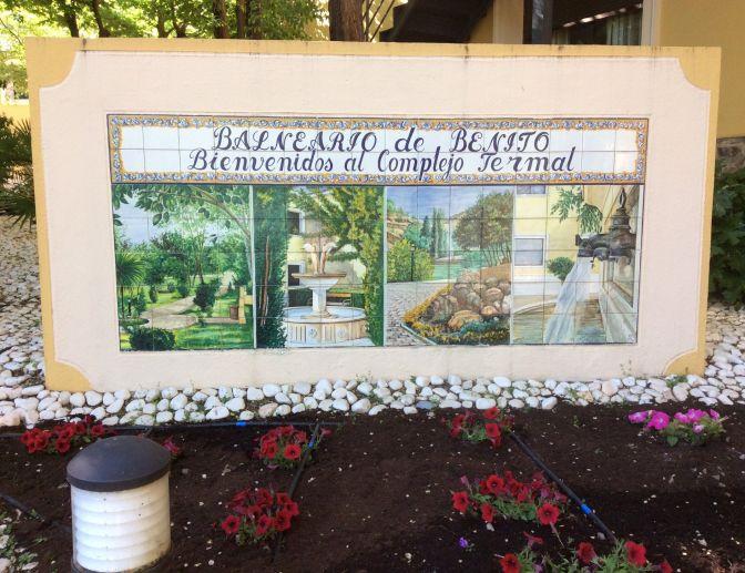 Balneario de Benito, Spain