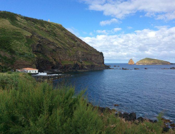 Termas Do Carapacho, Graciosa Island, Azores, Portugal