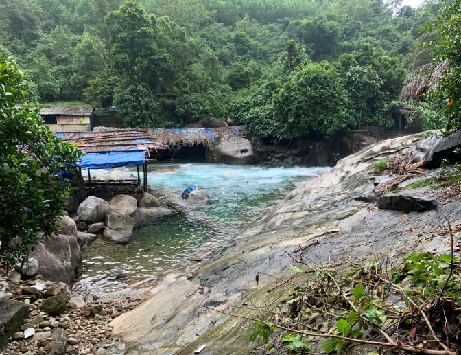 Suoi Voi, Vietnam