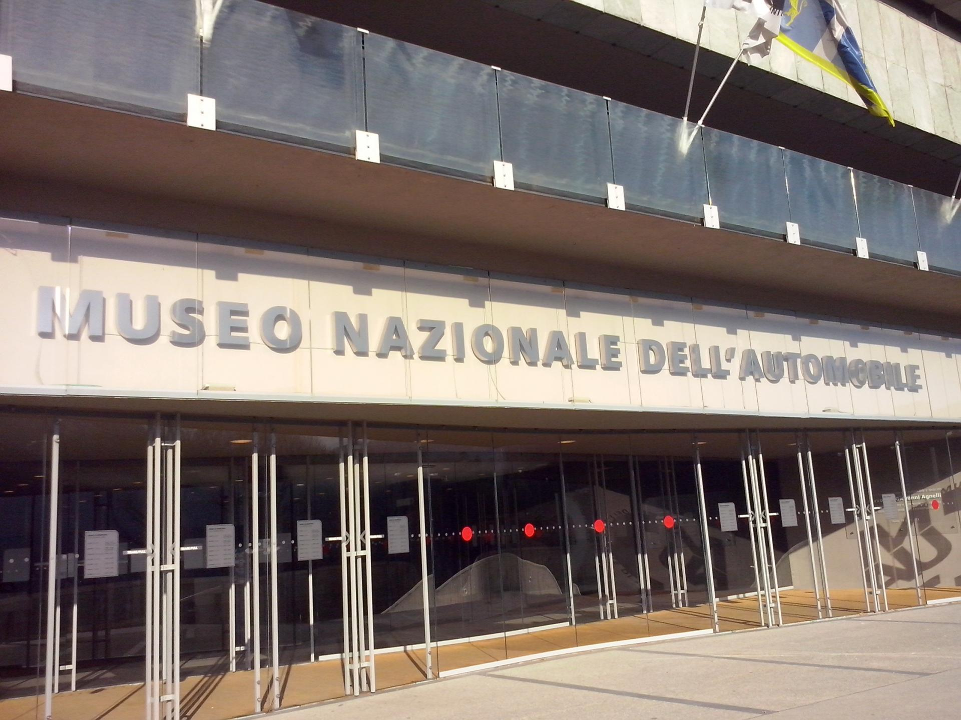 Le Muse National De L Auto Turin