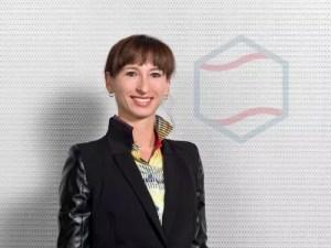 Assistentin der Geschäftsführung ThermHex Waben GmbH Mona Boche-Würfel