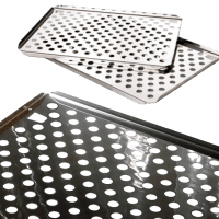 Thermo Shelf Perforated Stainless Steel 50127770