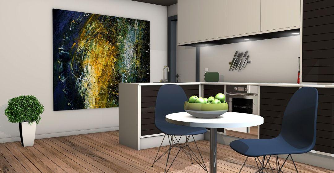 Tres opciones para aprovechar el espacio en casa