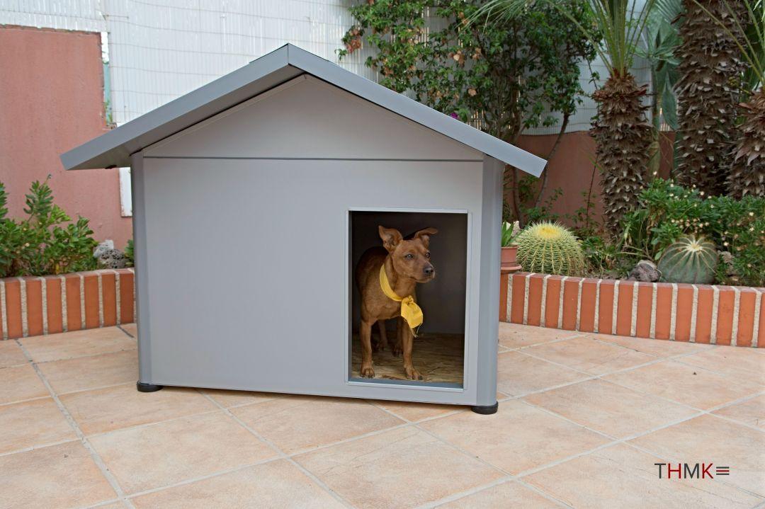 Casetas para perros con asilamiento térmico Thermoestank