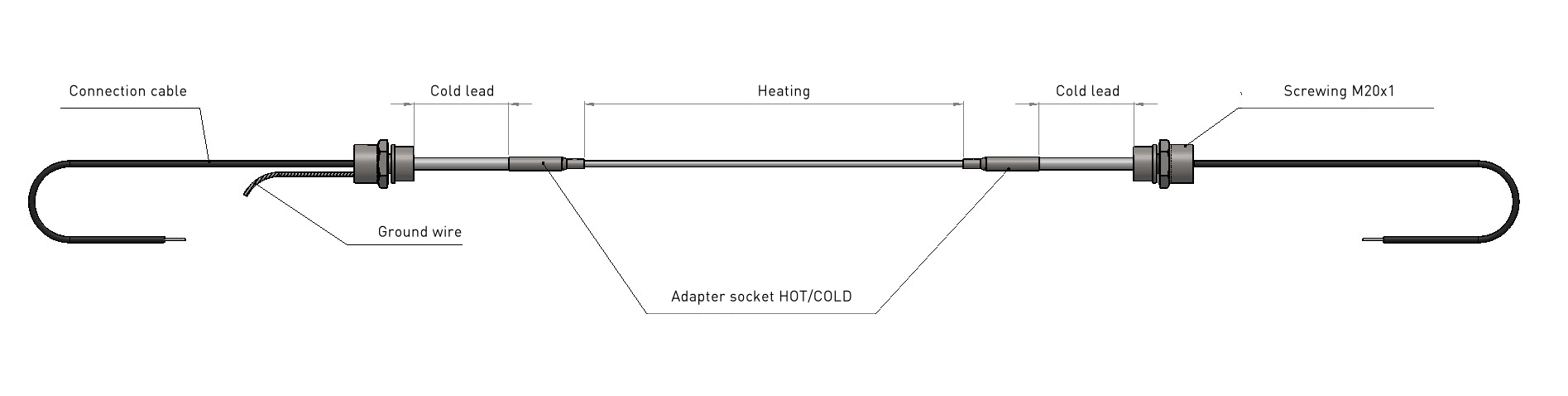 Wiring 2 Baseboard Heaters To 1 Thermostat For Heater
