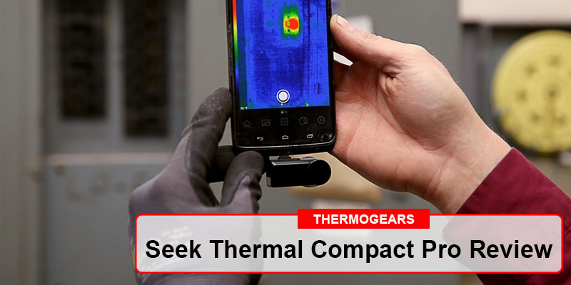 Test, Measurement & Inspection Carry Case for Seek Thermal Imager ...