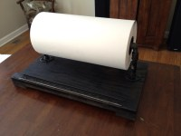 Tabletop Butcher Paper Holder For Crafts | Thermo Green ...