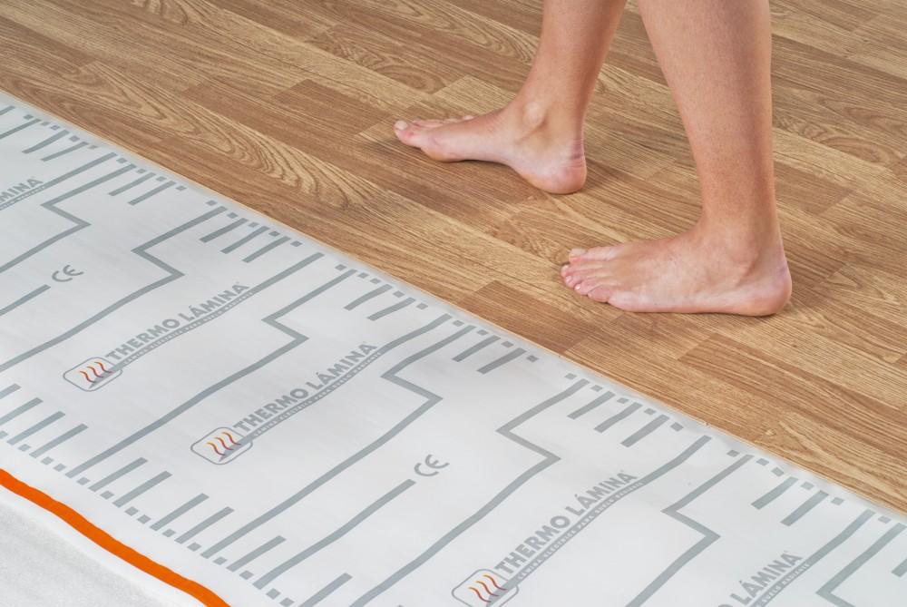 Voordelige elektrische vloerverwarming  5 m  prijs  23625