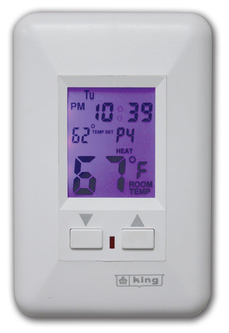 King Thermostat Wiring Diagram