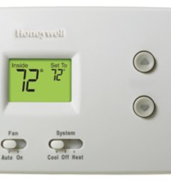 honeywell non programable thermostat wiring diagram [ 1200 x 880 Pixel ]
