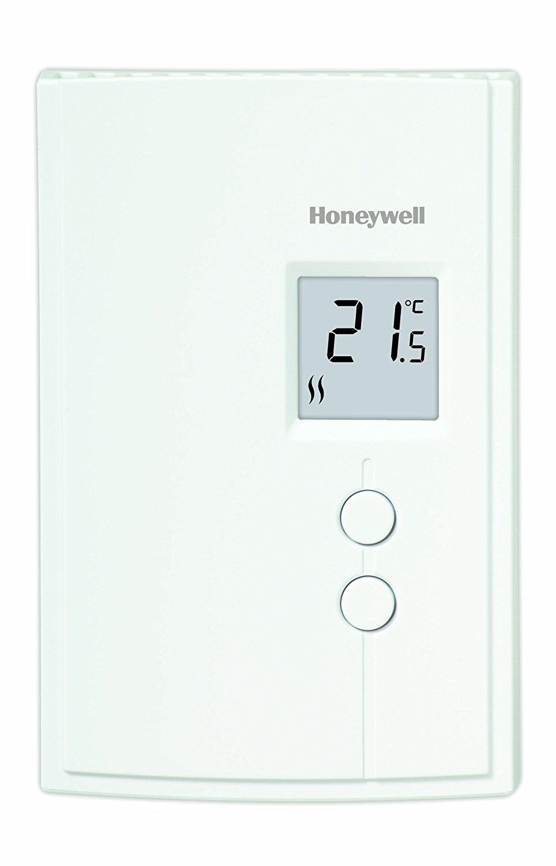 hight resolution of honeywell rlv312 line volt digital non programmable thermostat