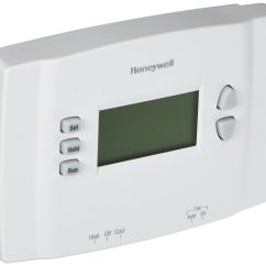 Wiring Diagram For Honeywell Thermostat Rth2300b Emergency Lighting Ballast Furnace Choose The Right Your