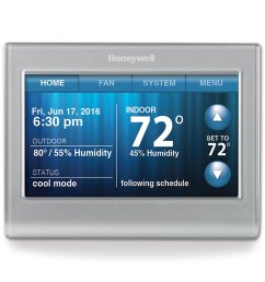 heat pump smart thermostat [ 1500 x 1500 Pixel ]
