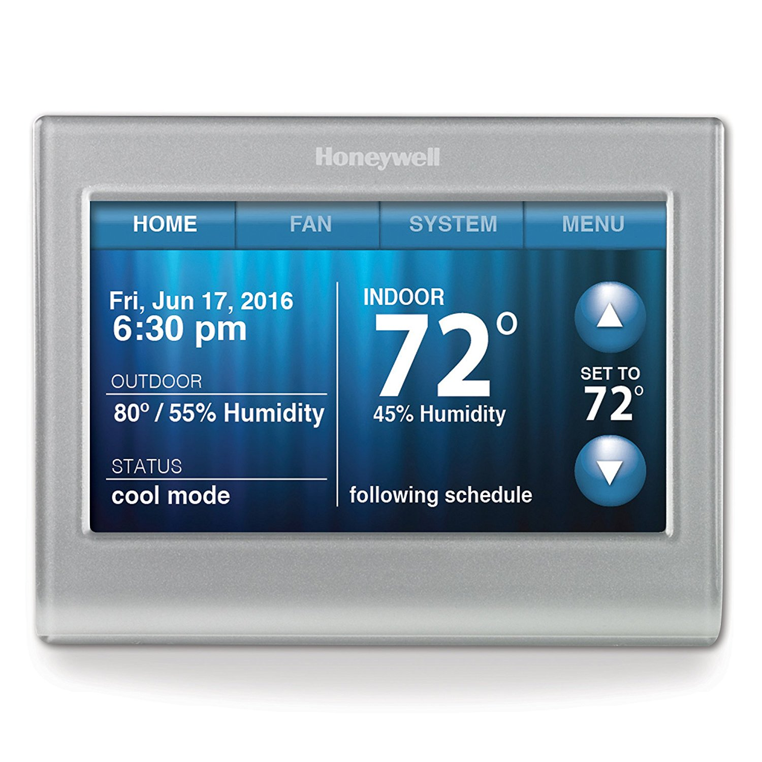 hight resolution of heat pump smart thermostat