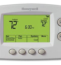 heat pump thermostat with wifi [ 1500 x 972 Pixel ]