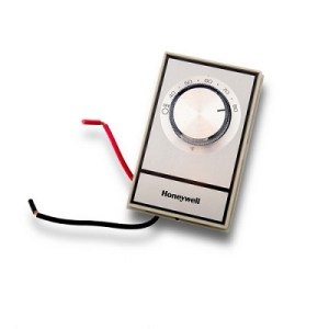 T498A1810 Honeywell Line Voltage Non Programmable Thermostat