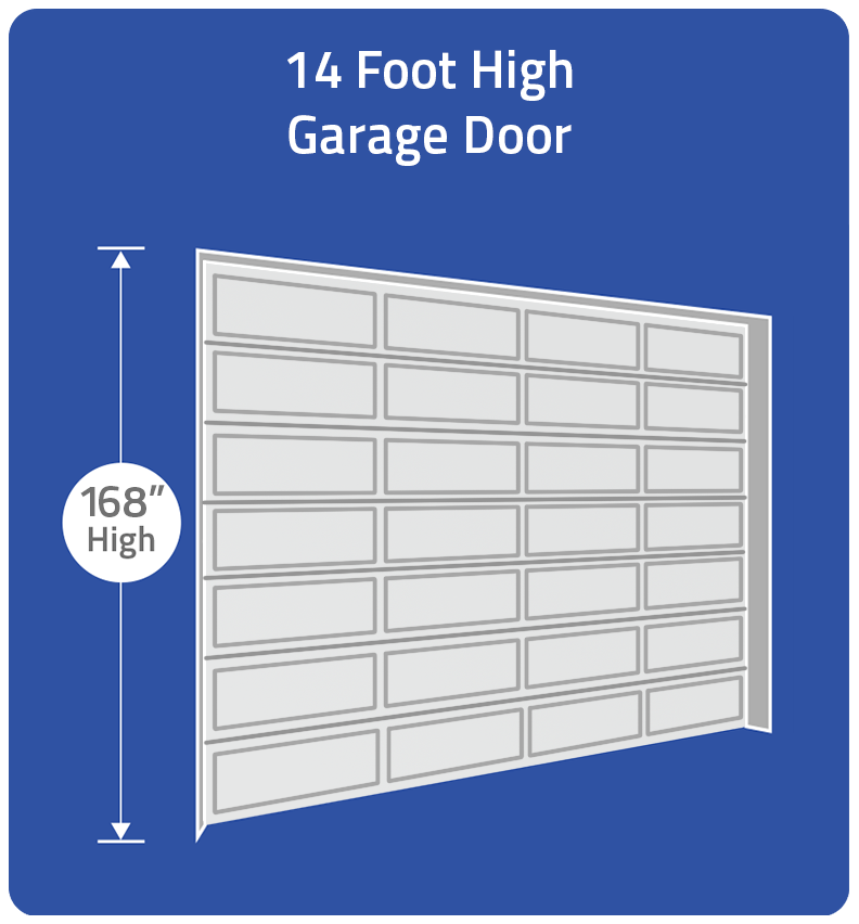 Select 14 Foot Height